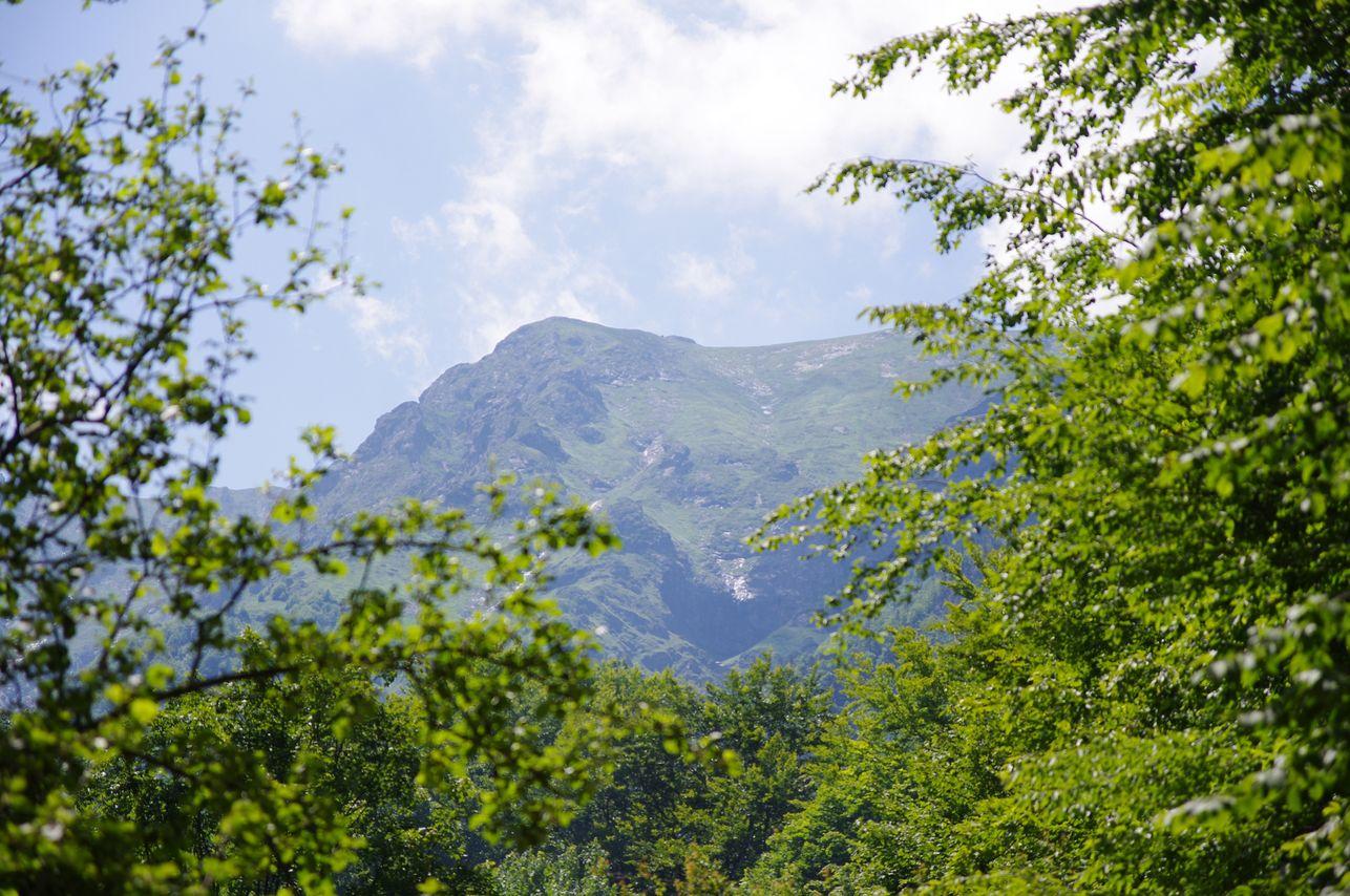 Vidimsko waterfall