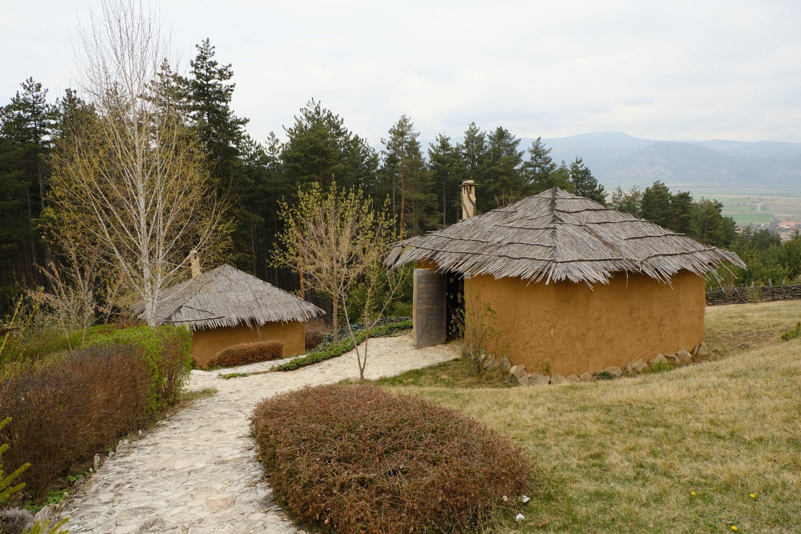 Археологически парк Тополница